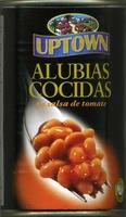 Alubias cocidas en salsa de tomate - Producto