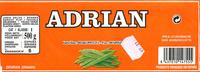 Judías verdes planas - Informació nutricional