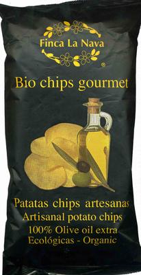 """Patatas fritas lisas ecológicas """"Finca La Nava"""" - Producto - es"""