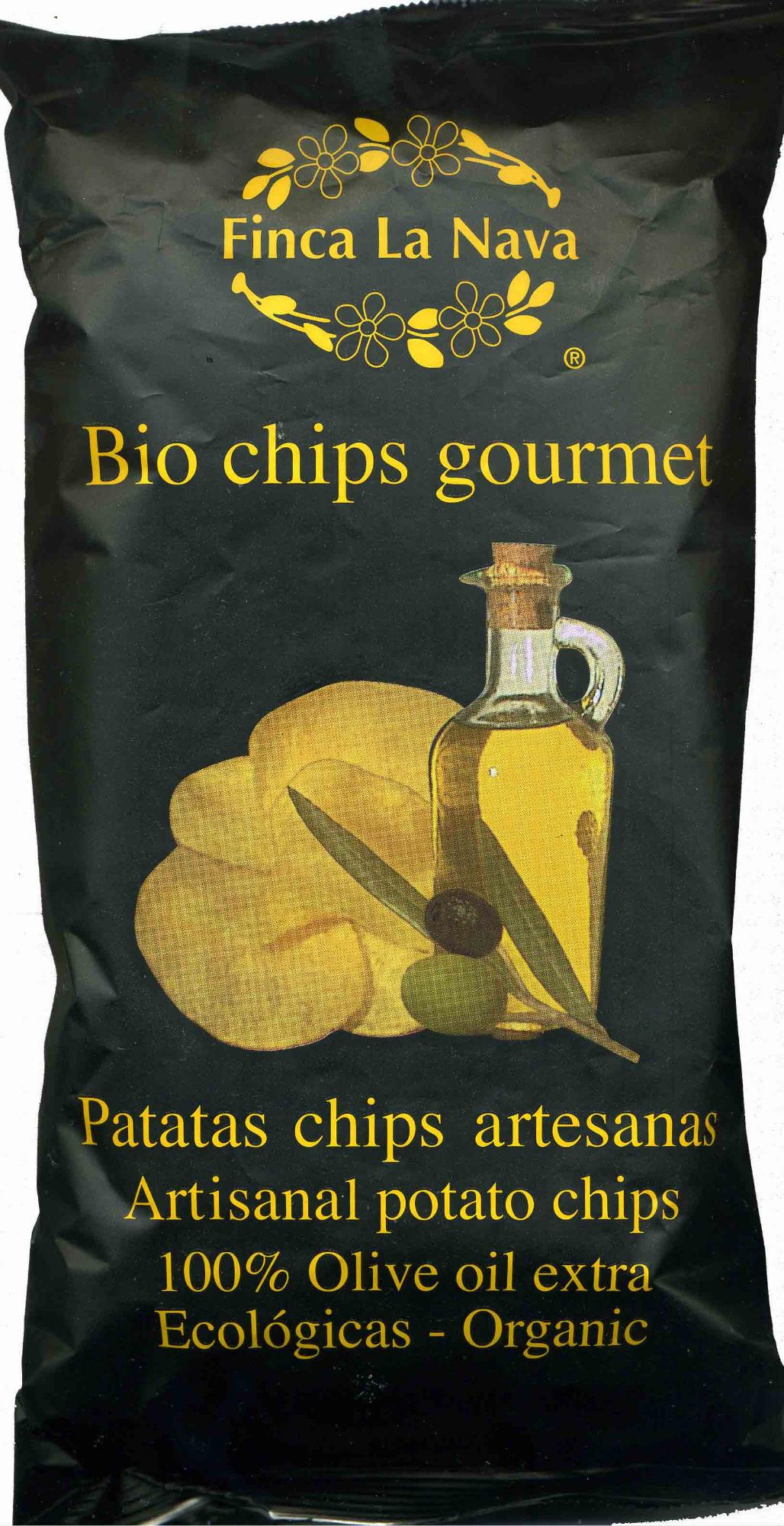Patatas chips artesanas - Product - es