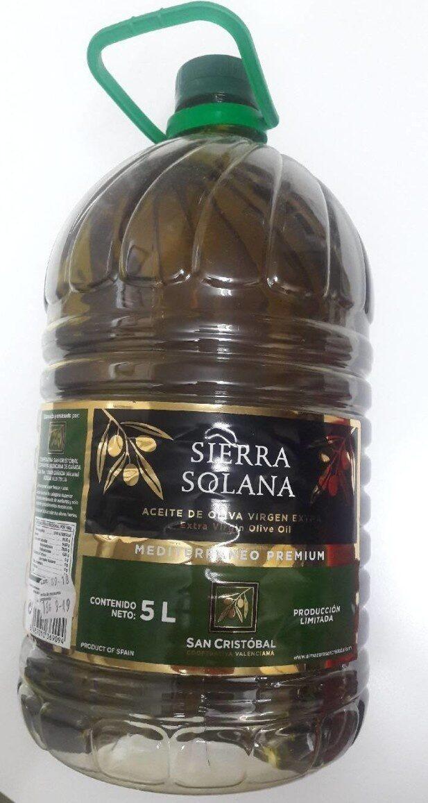 Aceite de oliva virgen extra - Product - es