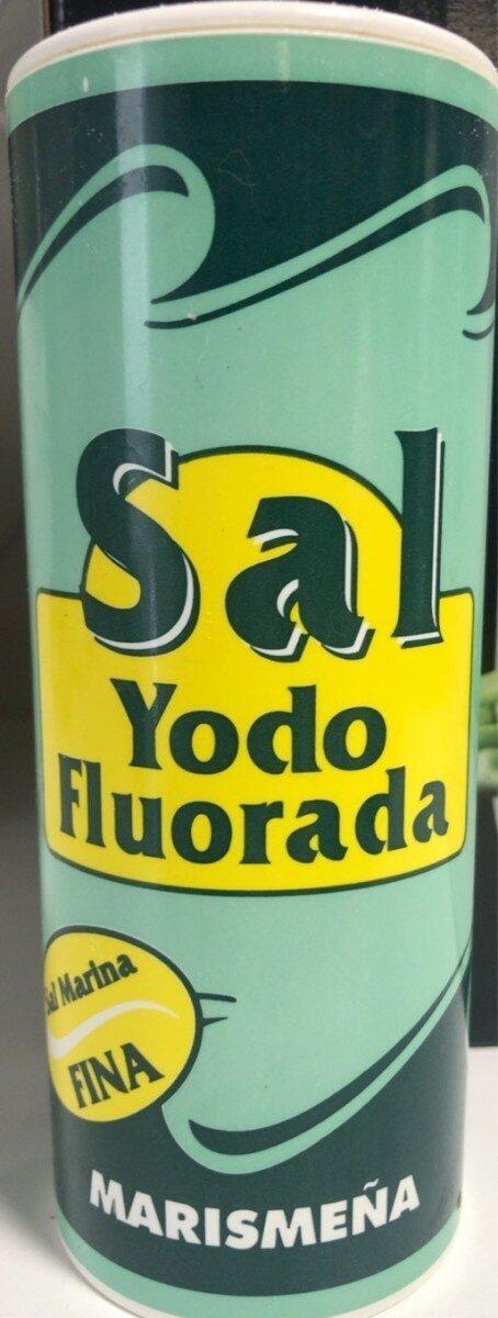 Sal yodo fluorada - Product - es