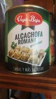 Alcachofa romana - Producte