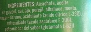 Alcachofa romana - Ingredients