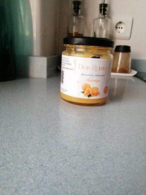 Mermelada artesanal de naranja