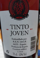 tinto joven - Producto