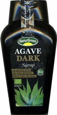 Sirope de agave Dark - Producte
