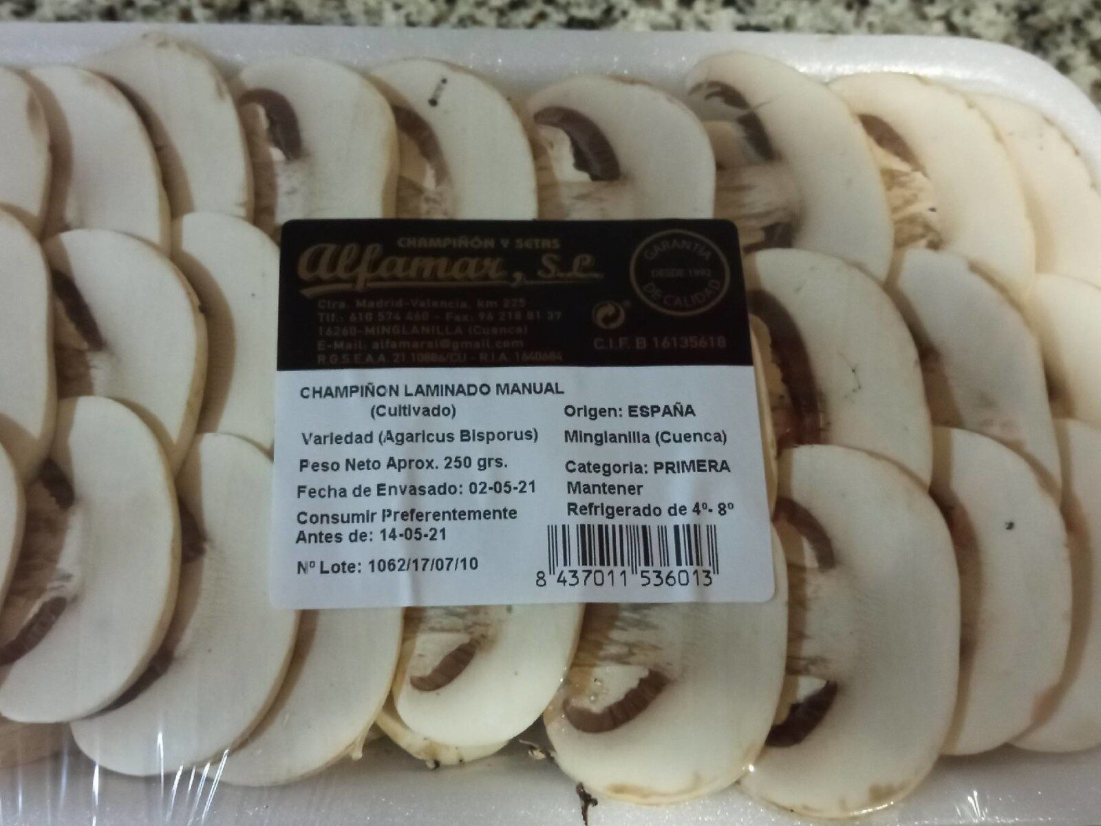 Champiñon - Product - es
