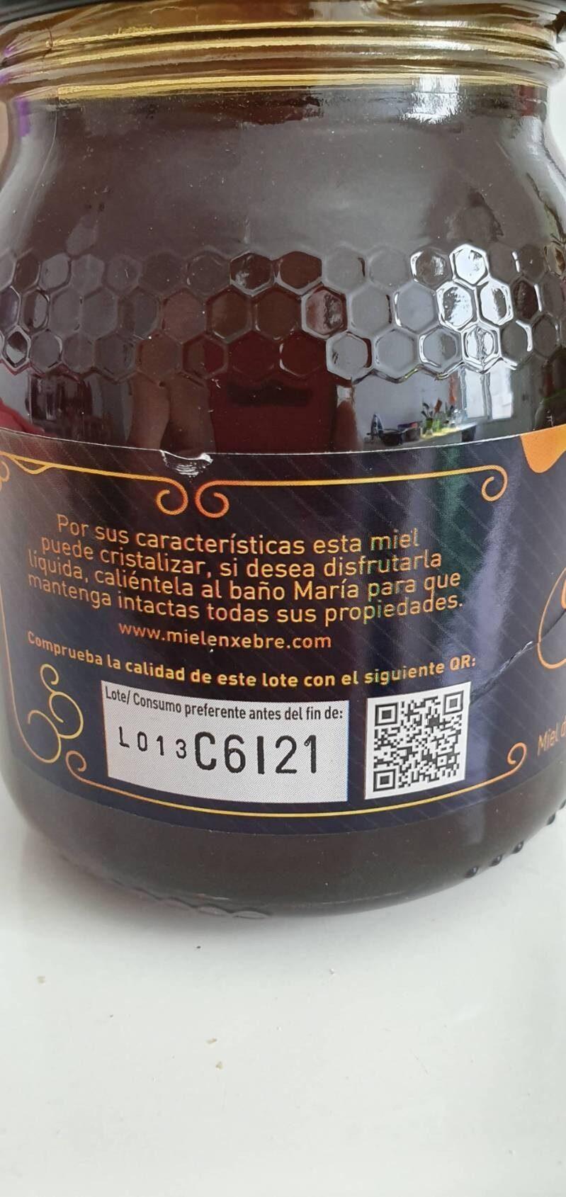 Mel de galicia - Ingredientes - es