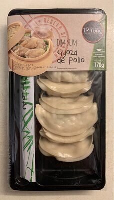 Gyoza de Pollo - Produit - es