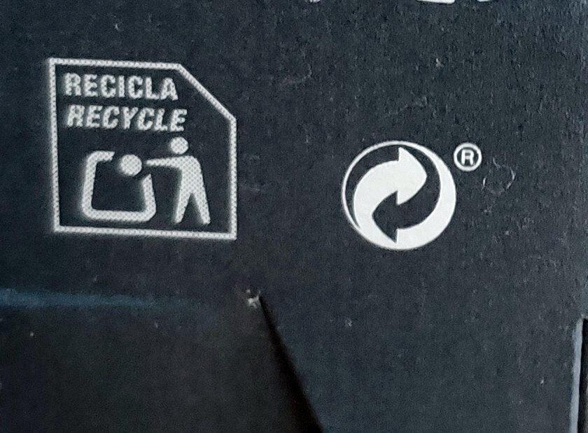 Sidra con pera - Instruccions de reciclatge i/o informació d'embalatge - es