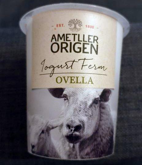 Iogurt ferm ovella - Product