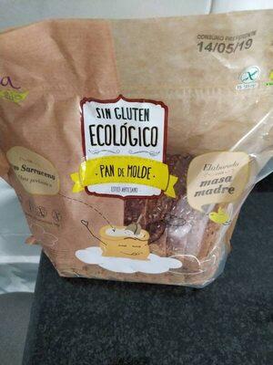Pan de molde de trigo sarraceno - Producto