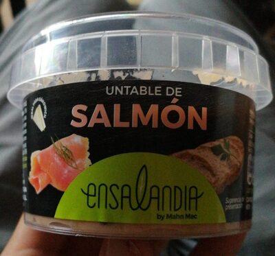 Untable de Salmón - Producto - es