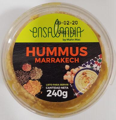 Hummus Marrakech - Producto - es