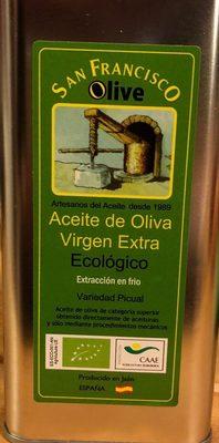 Aceite de oliva virgen extra ecológico - Producto - fr