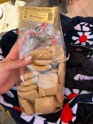 Centeno galletas
