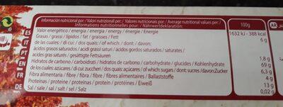 Farine de quinoa - Ingredientes - fr
