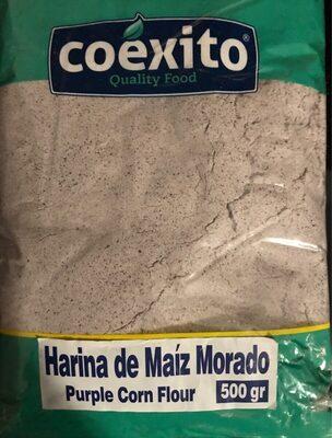 Harina de Maíz Morado - Producto - es