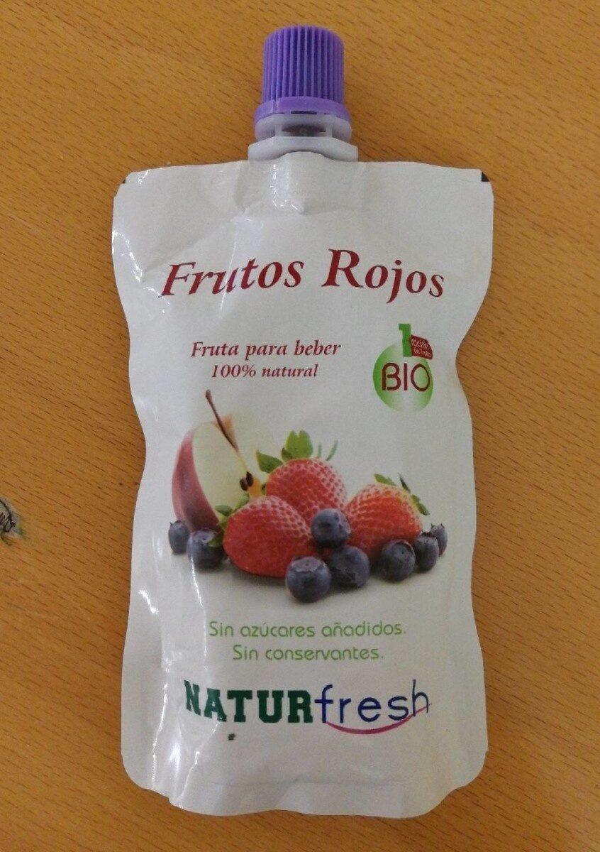 Naturfresh frutos rojos - Produit - es