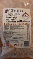 Chufa molida - Product