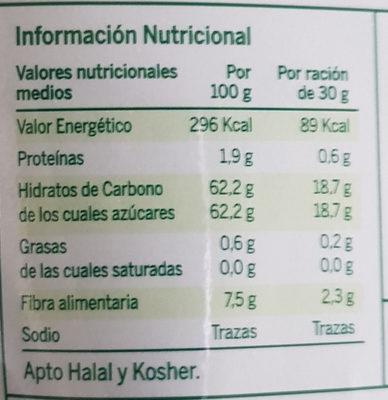 Born Pera - Ingredientes - es
