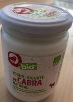 Yogur de cabra natural - Product - fr