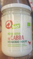 Kefir de cabra desnatado - Producto