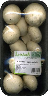 """Champiñones enteros """"La Cañada"""""""