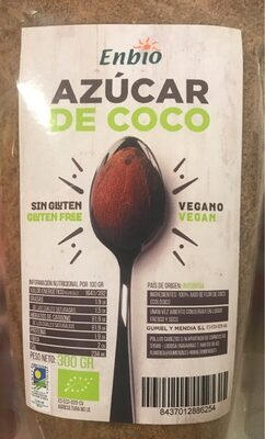 Azucar de coco - Producto - es