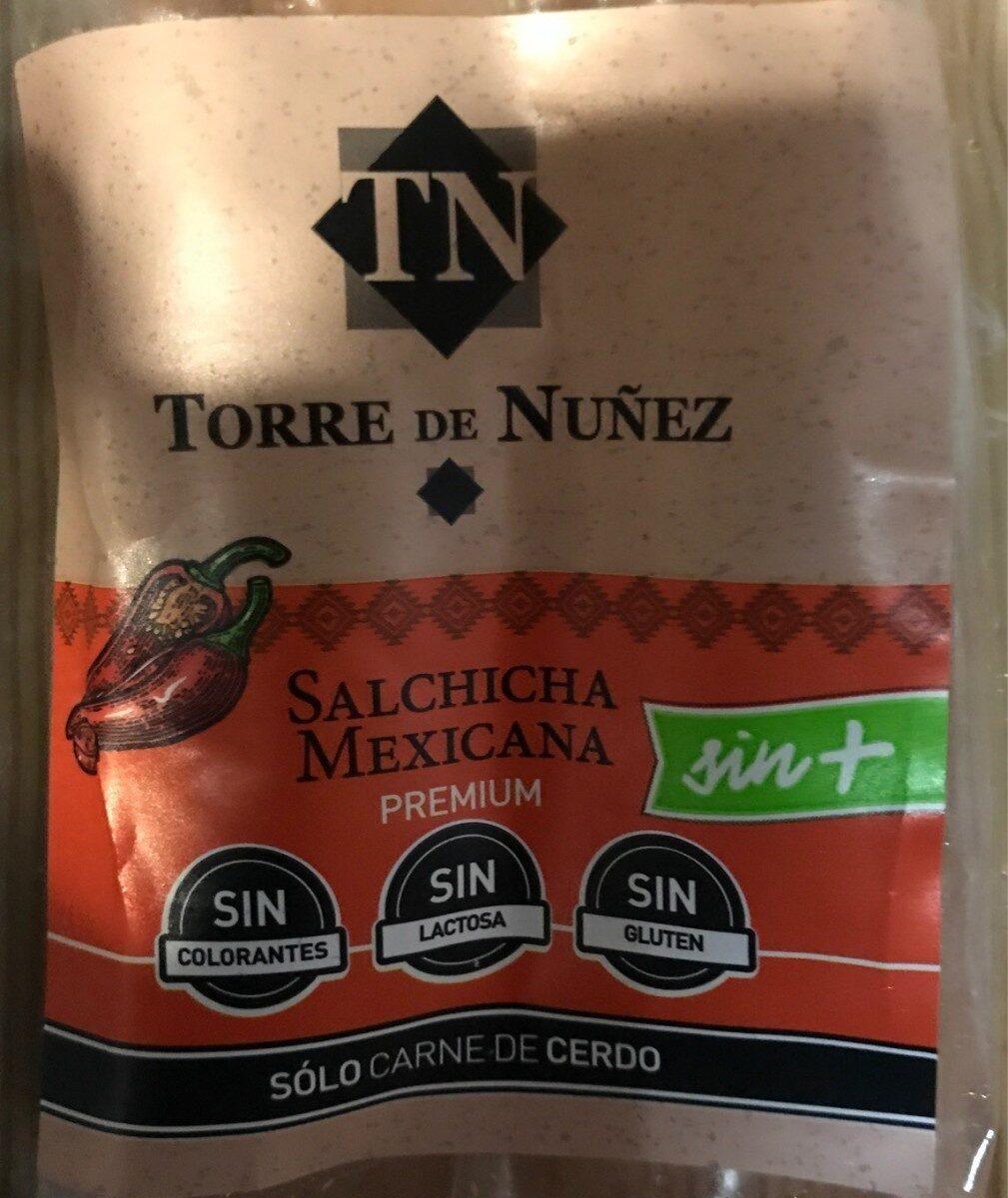 Salchicha mexicana - Producte