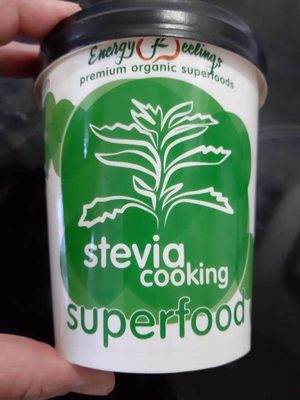 Stevia cooking