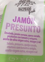 Ensalada de jamón Serrano - Producte