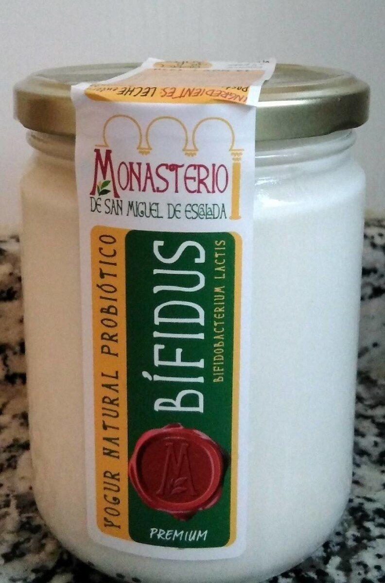 Yogur natural probiótico BÍFIDUS Bifidobacterium lactis Premium - Producto - es