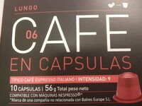 Cafe - Product - es