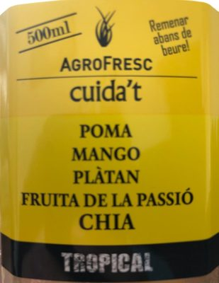 Cuida't Tropical - Producto