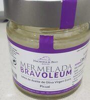 Mermelada Bravoleum - Producto