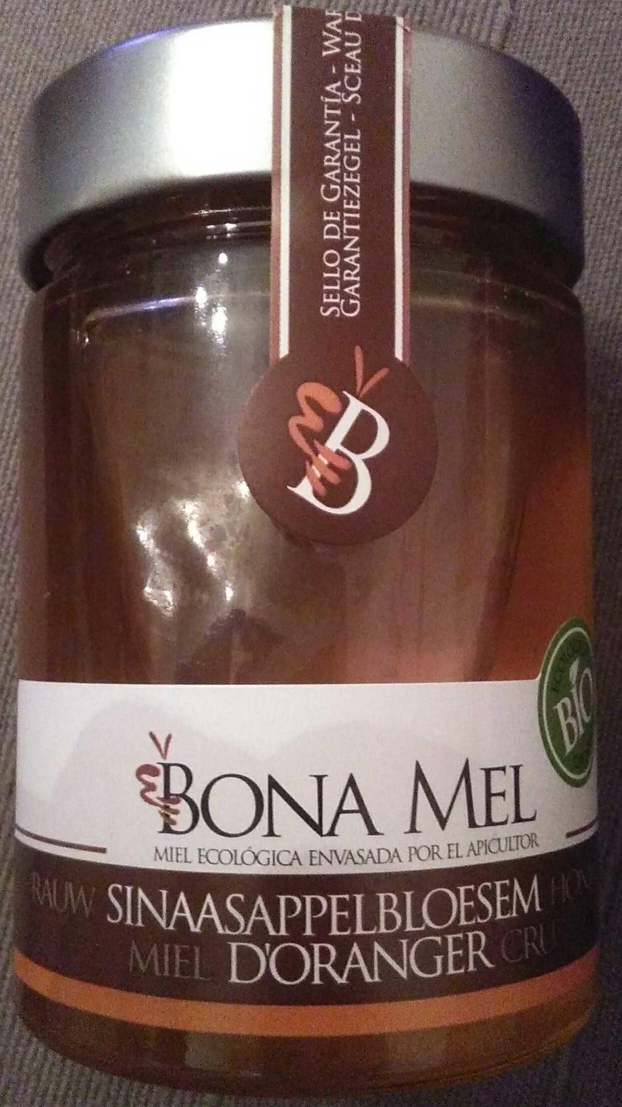 Miel biologique - Product - fr