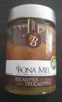 Miel Eucalyptus Bio - Ingredientes - fr