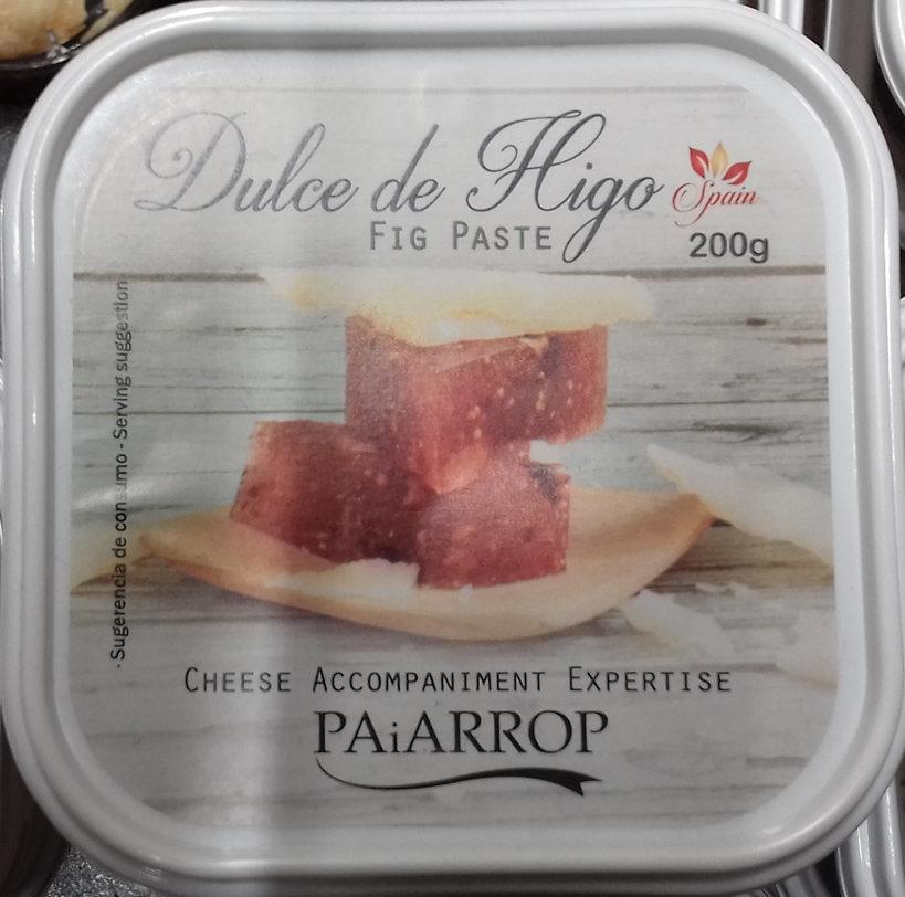 Dulce de Higo - Producto - es