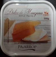 Dulce de manzana - Producto