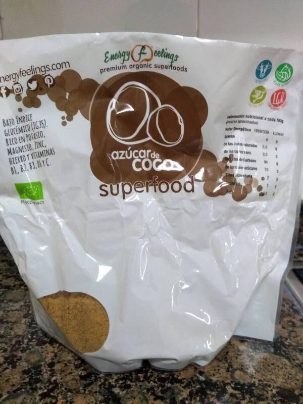 Azucar de coco superfood - Product - es