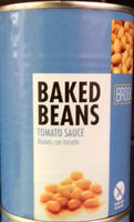 Baked Beans Tomate Sauce - Producto