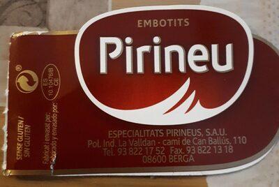 Saucisson - Product - fr