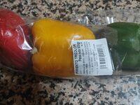 Pimientos tricolor - Product - en