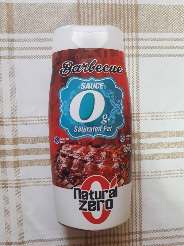 Salsa Barbacoa Sin Gluten 0% Grasas Natural Zero - Producto - fr