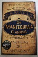 Anchoas del Cantábrico con mantequilla - Producto
