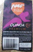 Quinoa premium - Produit - es