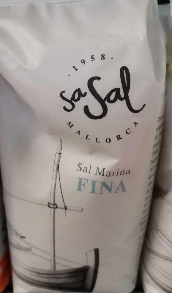 Sal marina fina - Product