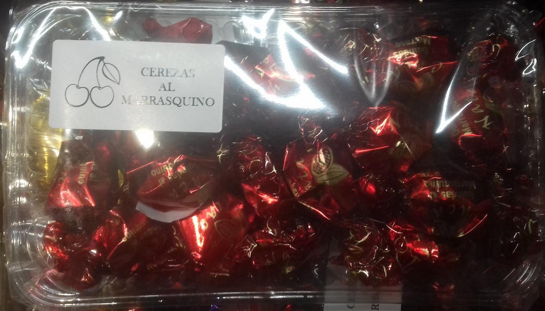Cerezas al marrasquino - Produit